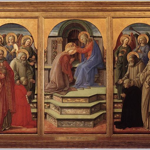 Coronation of the Virgin 1