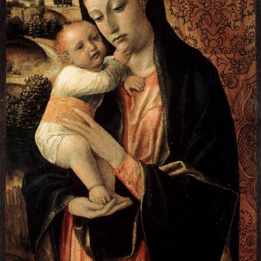 Virgin and Child 1