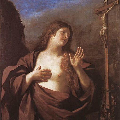Mary Magdalene in Penitence