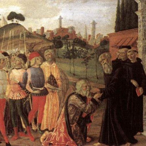 Three Episodes from the Life of St Benedict (3)