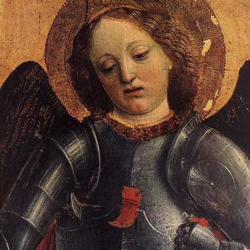 St Michael Archangel (detail)